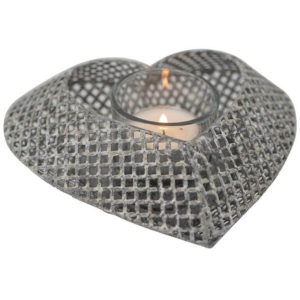 French provincial heat tealight holder