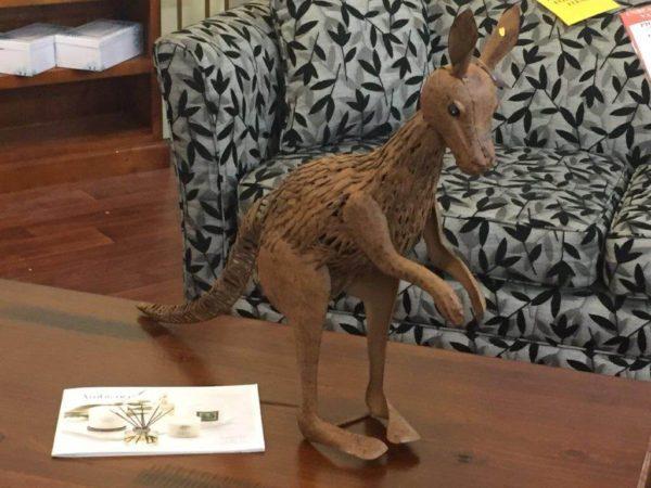 Metal Kangaroo