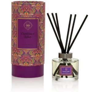 Casablanca Affair Reed Diffuser with woody & masculine spicy fragrance