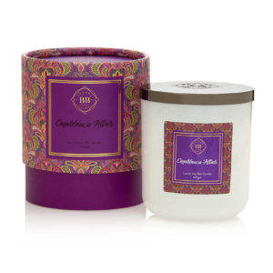 Casablanca Affair triple scented candle hand-poured in Australia