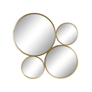 Clearance sale 4 ring wall mirror size