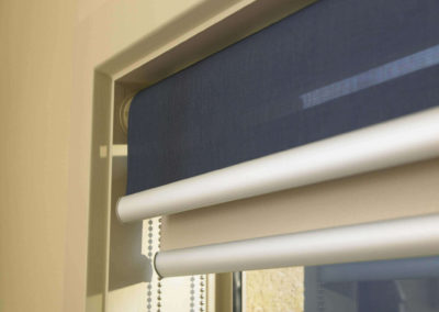 Combo Rollar Blind made-to-order right here in Australia