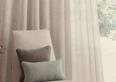 At Furniture Plus Upholstery, all our window treatments are designed and custom-made to suite your exact requirements