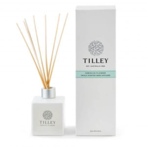 Hibiscus Flower - 150ml triple scented Australian made reed diffuser