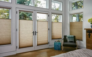 Wide range of options for Honeycomb Blinds