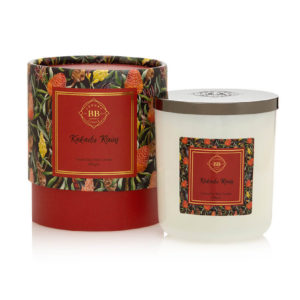 Kakadu Rains - triple scented candle, hand poured in Australia