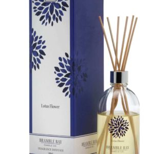 Lotus Flower - 180 ml Australian made reed diffuser