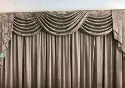 Our curtains and sheers are made locally in South Australia