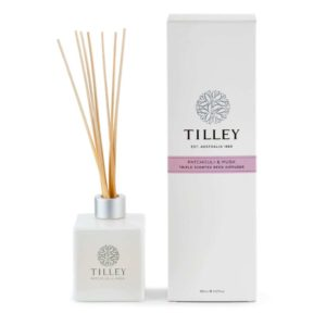 Patchouli & Musk - 150ml triple scented Australian made reed diffuser