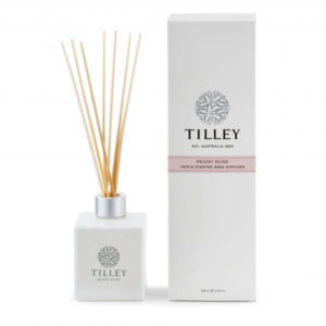 Peony Rose - 150ml triple scented Australian made reed diffuser