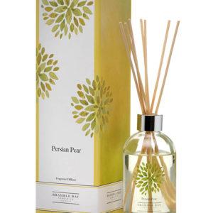 Persian Pear - 180 ml Australian made reed diffuser