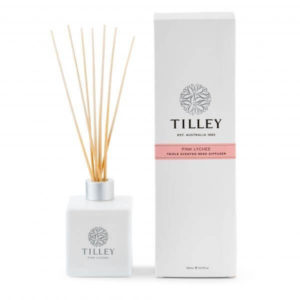 Pink Lychee - 150ml triple scented Australian made reed diffuser