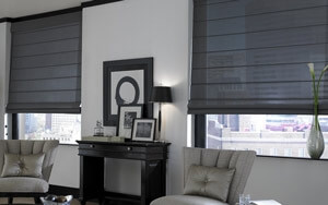 Roman Blinds made in Australia
