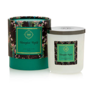 Shanghai Nights - triple scented candle, hand poured in Australia
