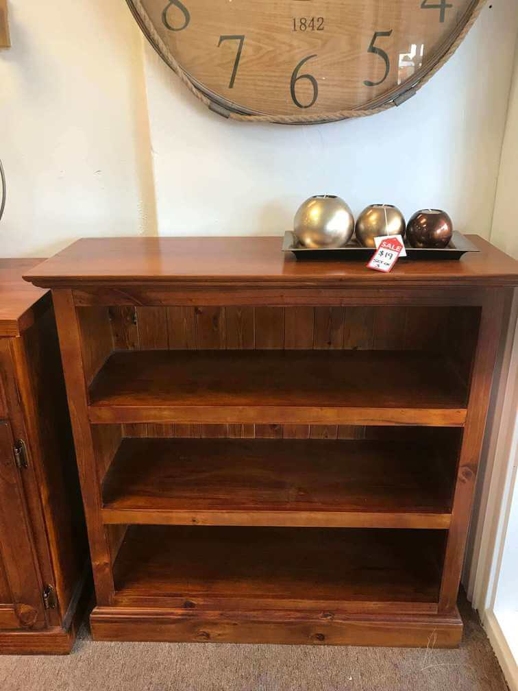 Shelby Bookcase F