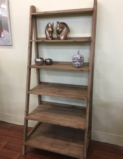 Stirling Ladder Back Bookcase