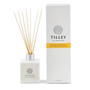 Tahitian Frangipani - 150ml triple scented Australian made reed diffuser