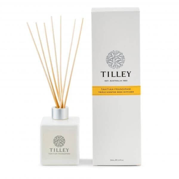 Tahitian Frangipani - 150ml triple scented Australian made reed diffuser