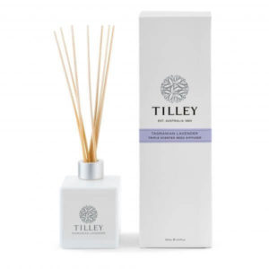 Tasmanian Lavender - 150ml triple scented Australian made reed diffuser