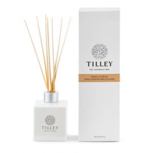 Vanilla Bean - 150ml triple scented Australian made reed diffuser