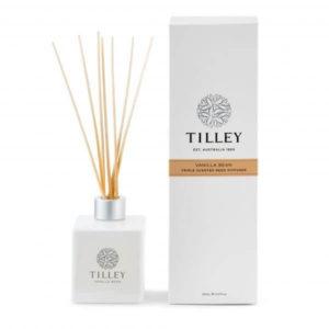 Vanilla Bean - 150ml triple scented Australian made reed diffuser