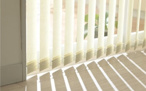 We manufacture custom-designed Vertical Blinds for our clients