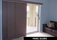 We have a wide variety of colours and design options for you to choose from for your panel blinds
