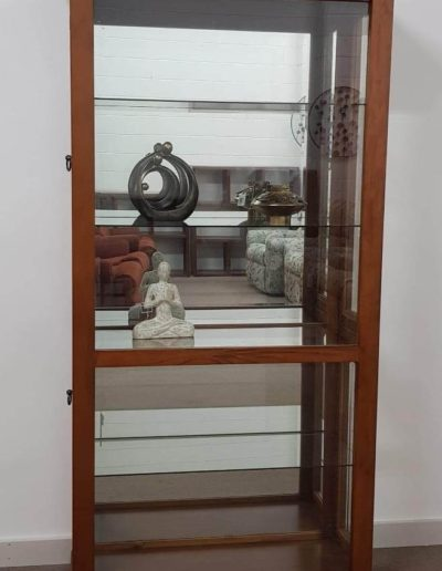 Portico Large Display Cabinet