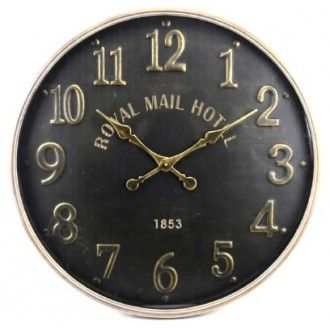 royal mail hotel 1854 wall clock