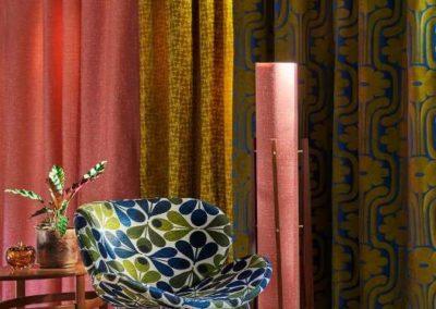 Orla 9A - Curtains